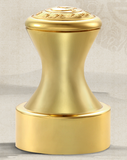 金色铜印章